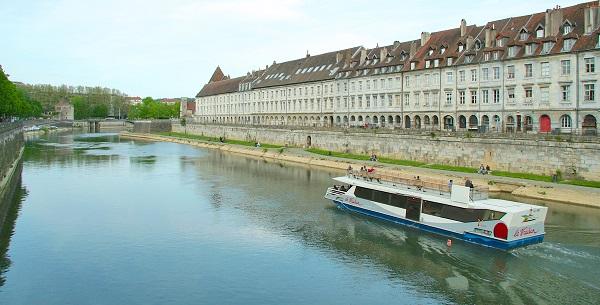 Image Bateau de Besançon
