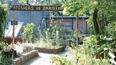 Image Centre nature de Colombes