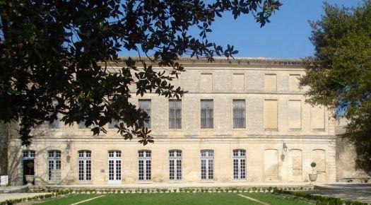 Image Parc du Château des Evêques et musée Hofer Bury