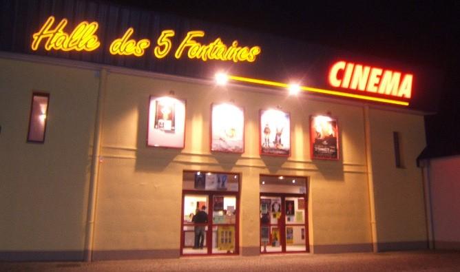 Image Cinéma Les 5 Fontaines