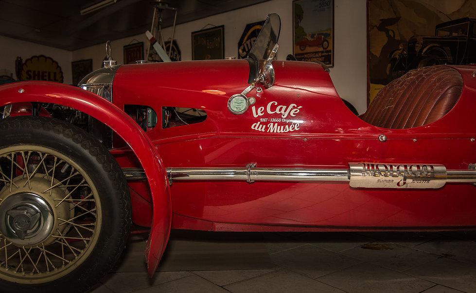 Image Musée Automobile de Provence