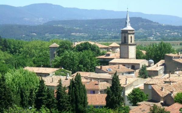 Image La Roque d'Anthéron : Vallon de la Baume Vallon de Castellas