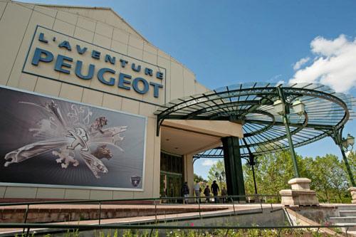 Image Musée de l'aventure Peugeot