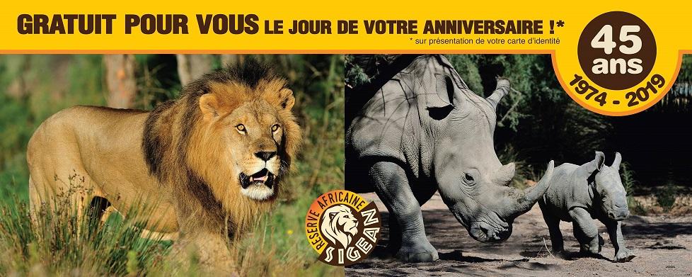Image Réserve Africaine de Sigean