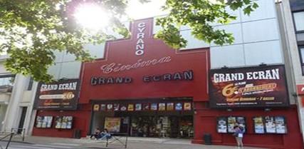Image Cinéma  Grand Ecran - Bergerac