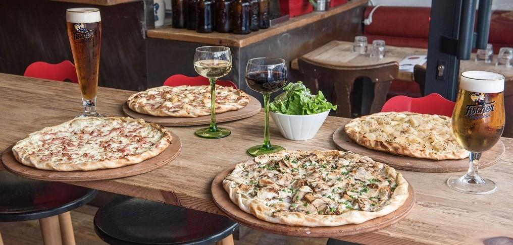 Image L'Alsacien - Restopolitan - offre Plat + Dessert au choix à la carte (hors menu)