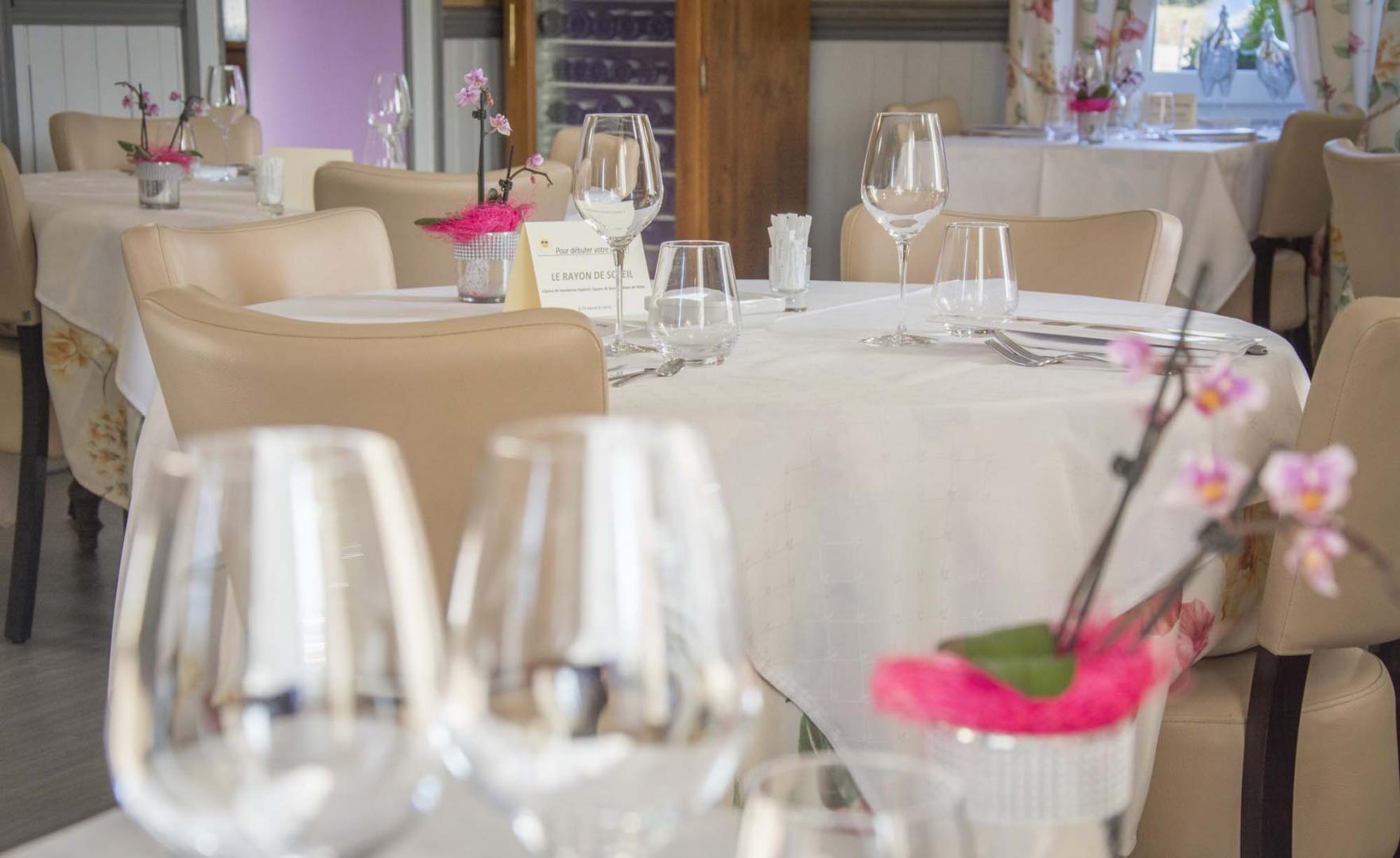 Image L'Auberge Fleurie - Restopolitan - Offre : Plat + Dessert au choix à la Carte (hors Menu)
