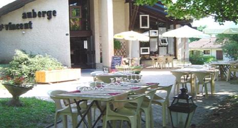 Image Auberge Saint Vincent - Restopolitan - Offre : Menu à 26€ : Entrée + Plat + Fromage + Dessert