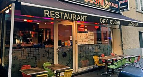 Image Oky Sushi - Restopolitan - Offre : 3 assiettes à la Carte