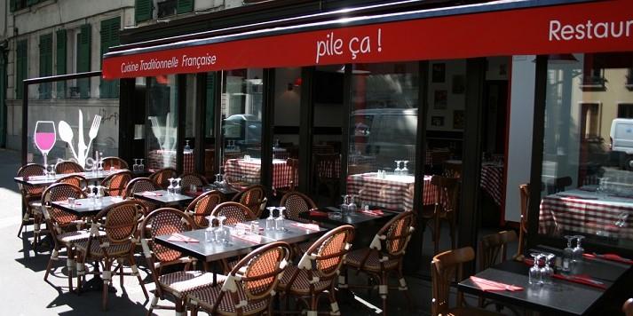 Image Pile ça - Restopolitan - Offre : Entrée + Plat au choix à la Carte (hors Menu) Conditions : 2 boissons minimum par table (hors boissons chaudes)