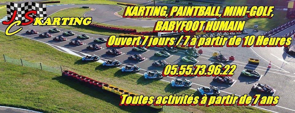 Image JCS Karting