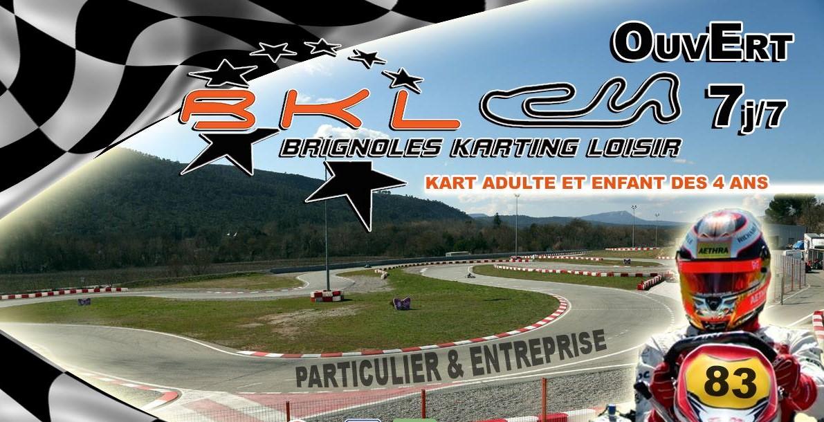 Image Brignoles Karting Loisir