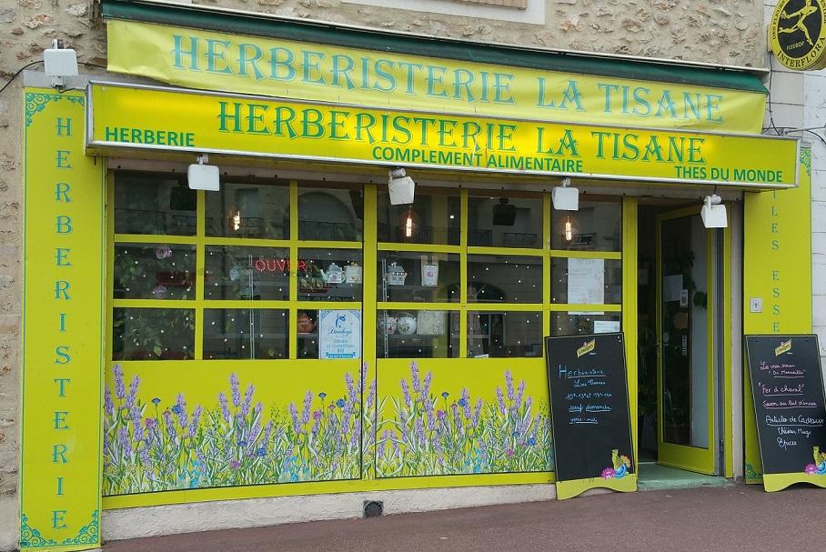 Image Les Tisanes Herberisterie