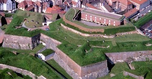 Image Visite du Fort de la Miotte