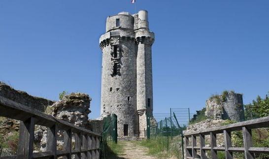 Image La Tour de Montlhéry : Phare de l'Essonne