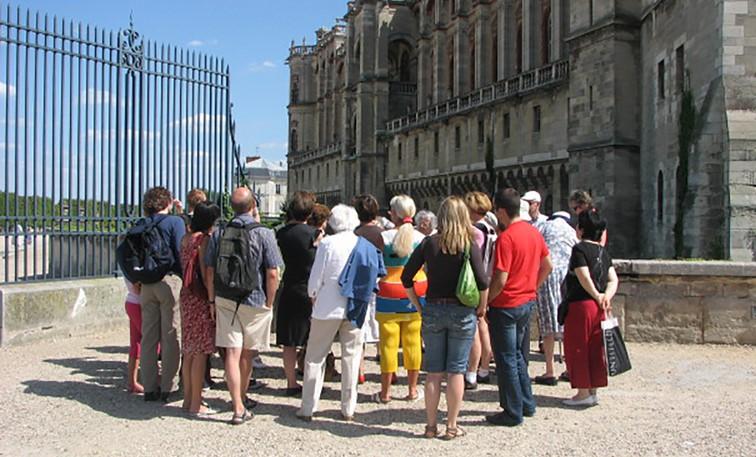 Image Visite guidée Saint-Germain-en-Laye, cité des rois