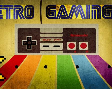 Image Rétro-Gaming 4.0 : consoles rétro, borne d'arcade ...