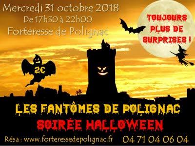 Image Les fantômes de Polignac - soirée Halloween