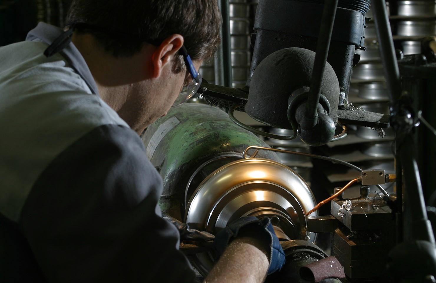 Image Visite guidée de l'usine Cristel