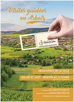 Image Visite guidée d'Arbois