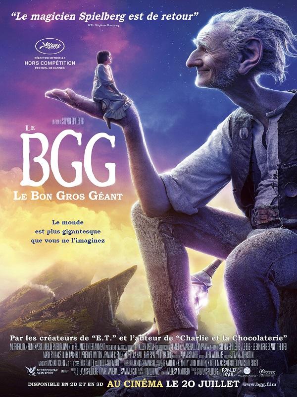 Image Projection du film : Le bon gros géant