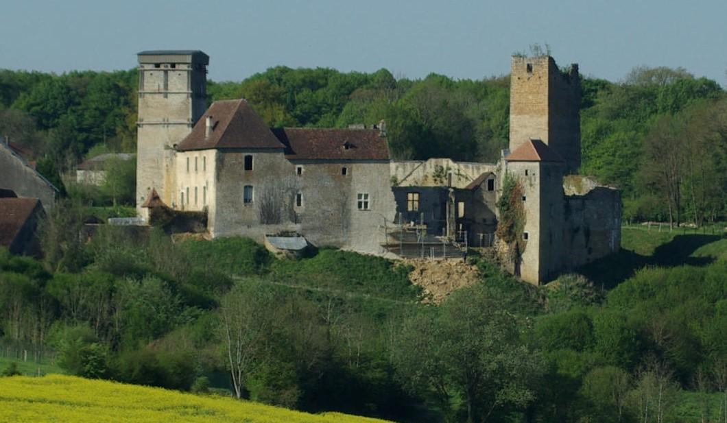 Image Visite du château fort d'Oricourt