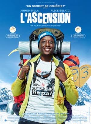 Image Projection en plein air du film : L'ascension