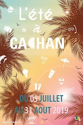Image L'été à Cachan