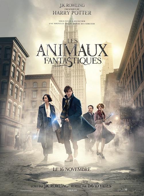 Image Les Yvelines font leur cinéma - Les animaux fantastiques - Mantes-la-Ville