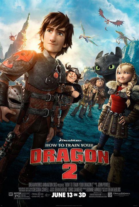 Image Les Yvelines font leur cinéma - Dragons 2 - Carrières-sous-Poissy