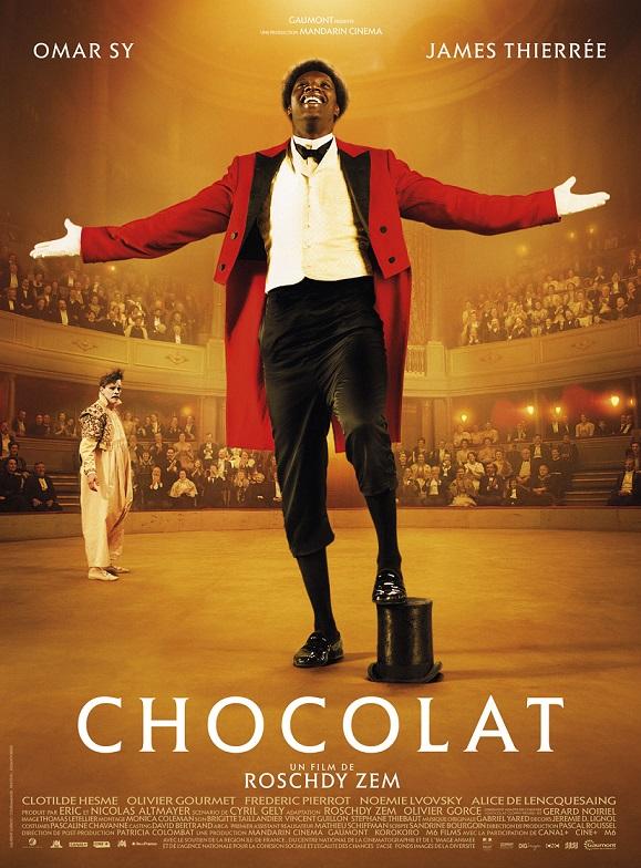 Image Les Yvelines font leur cinéma - Chocolat - Chanteloup-les-Vignes
