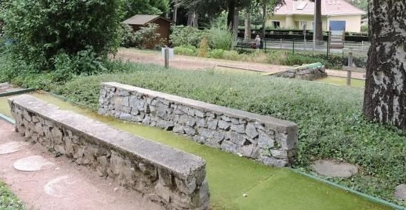 Image Mini golf 18 trous
