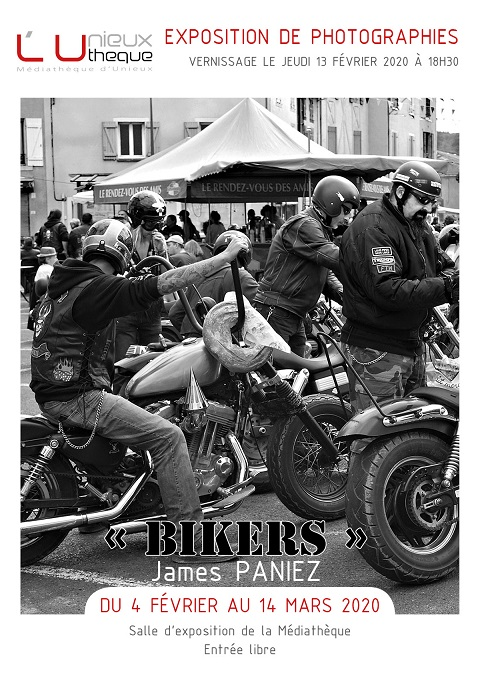 Image Exposition photos : Bikers