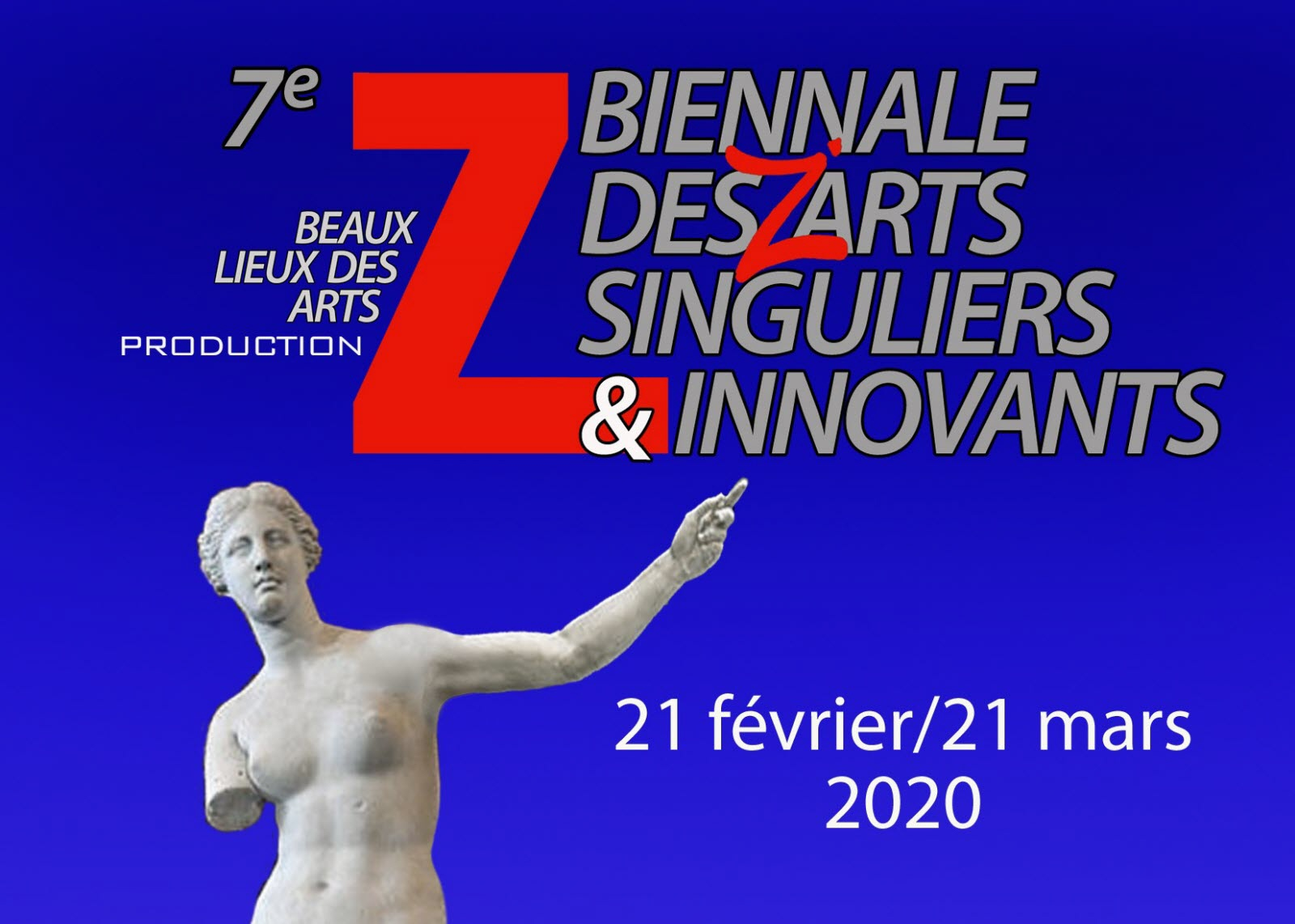 Image 7ieme biennale des Arts singuliers et innovants