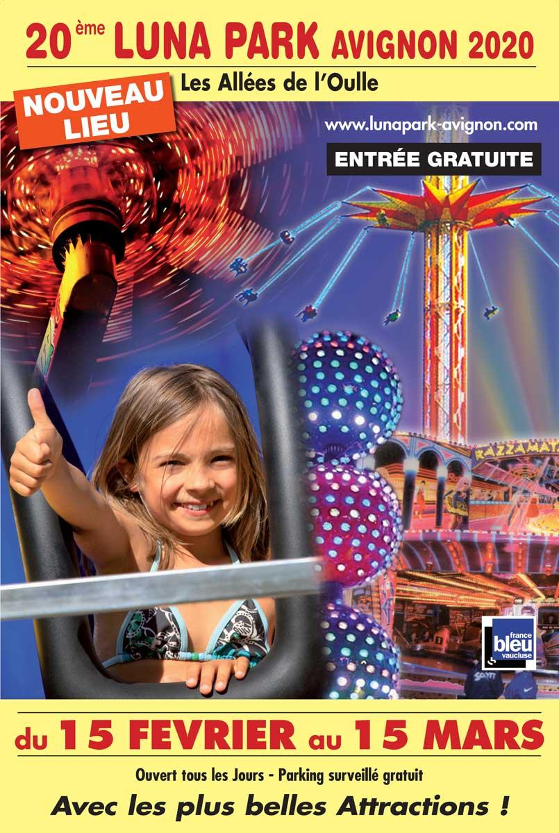 Image 19e Luna Park - Fête foraine