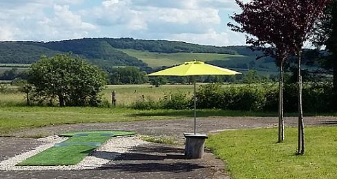 Image Mini golf - le multiballe