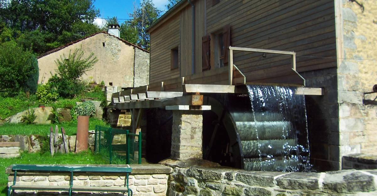 Image Visite et goûter au Moulin Gentrey
