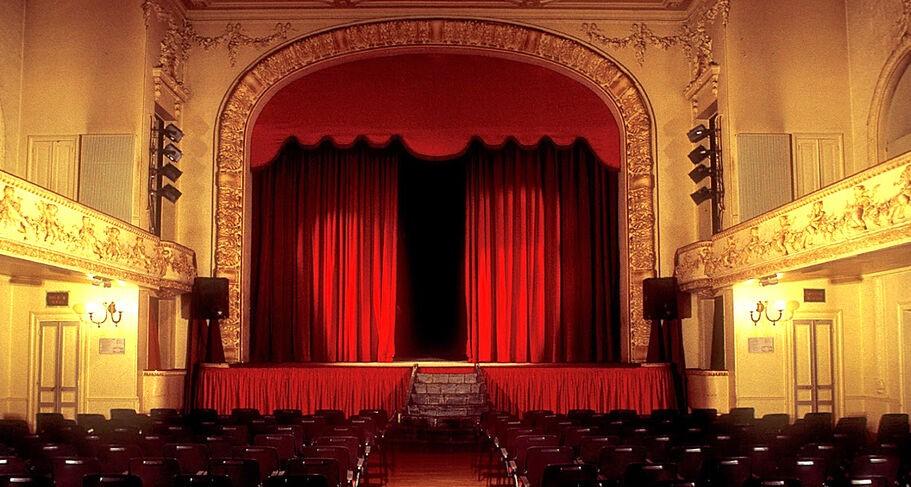 Image Visite guidée du Théâtre municipal de Coulommiers