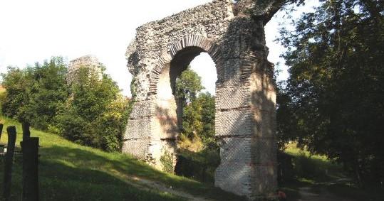Image Visite de l'Aqueduc Romain du Gier