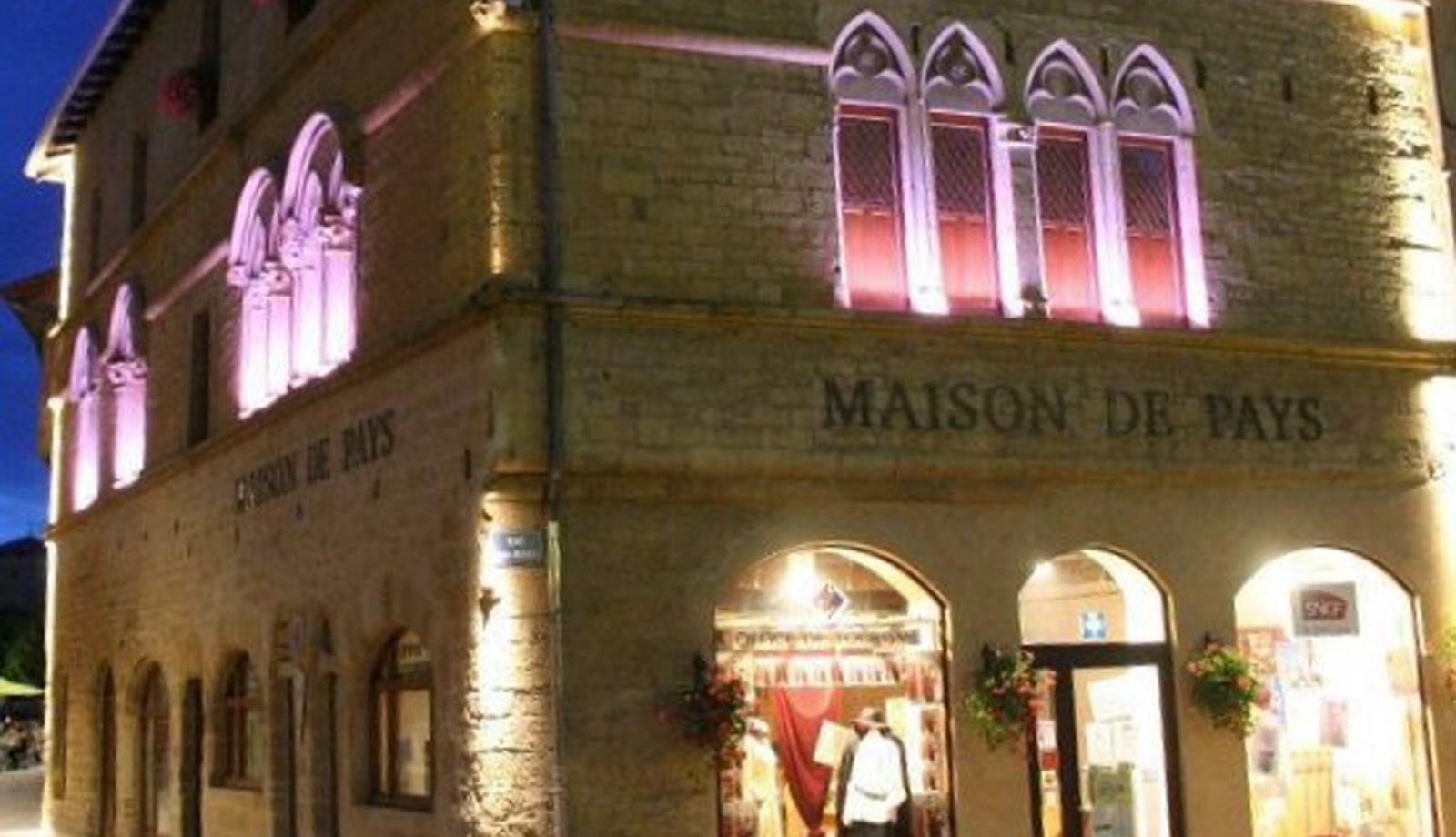 Image Visite guidée nocturne du centre historique