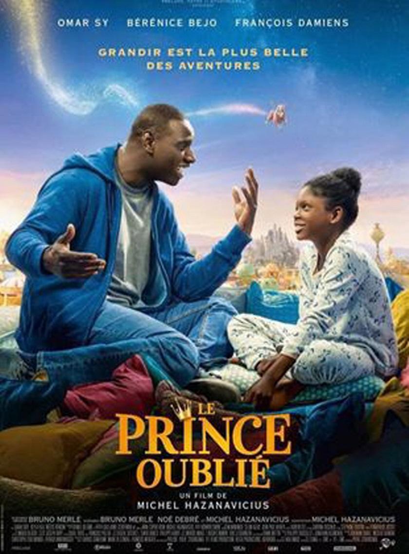 Image Projection en plein air du film Le Prince oublié