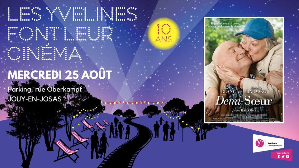 Image Les Yvelines font leur cinéma - Demi soeur - Jouy-en-Josas