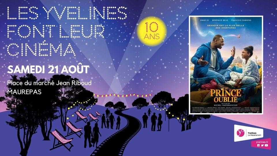 Image Les Yvelines font leur Cinéma - Le Prince Oublié - Maurepas