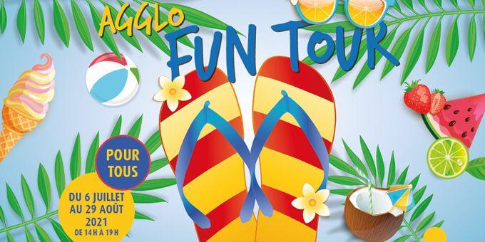 Image Agglo Fun Tour - Ris Orangis