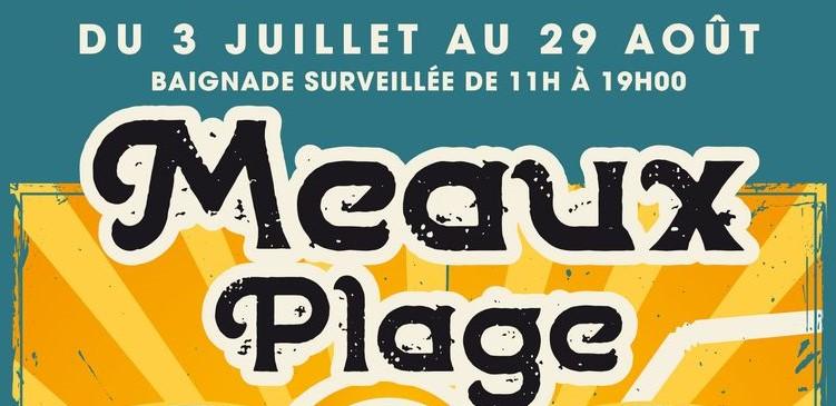 Image Meaux Plage - 2021