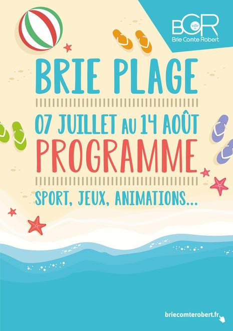 Image Brie plage