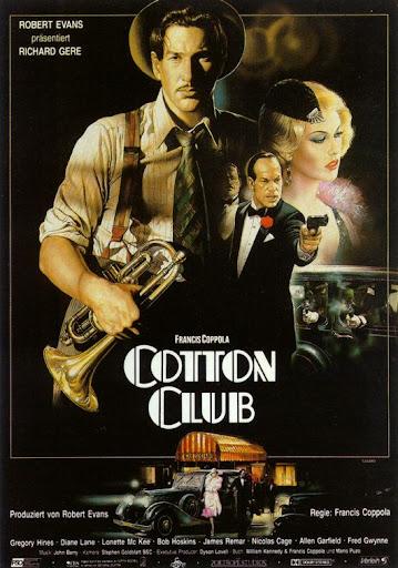 Image Projection en plein air du film : Cotton Club