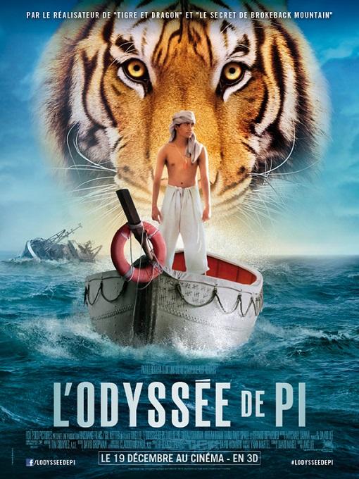 Image Projection en plein air du film : L odyssée de Pi