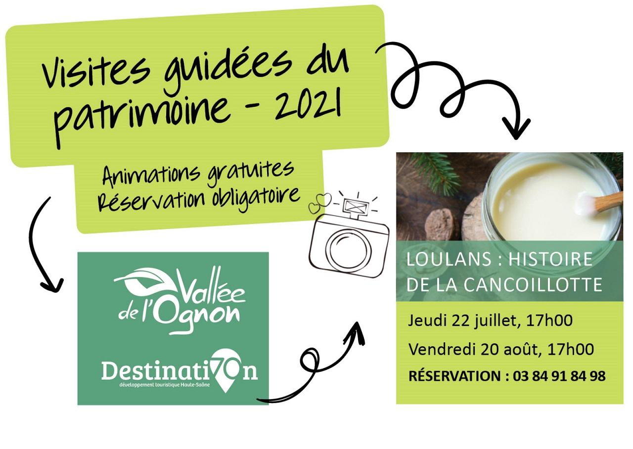 Image Loulans : Histoire de la Cancoillotte