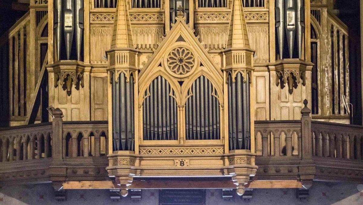 Image Concert d'orgue par Quentin du Verdier